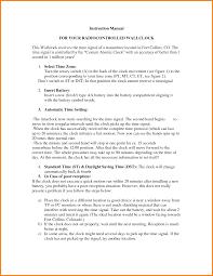 It Manual Template 24 Instruction Manual Template Receipt Templates 12