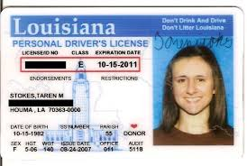 First Mobile Louisiana Drivers To Roll gt; License Out Summary -