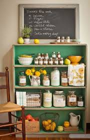 20 Best DIY Kitchen Upgrades. Bookshelf ...
