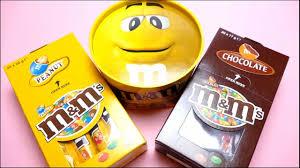 m m s sticks big yellow m m s gift box m m s peanut crispy you