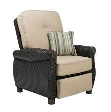 Patio Recliner Chairs Outdoor Recliner La Z Boy Outdoor Patio Furniture Wicker Recliner