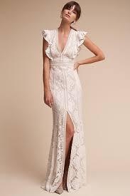 boho dresses wedding. Bohemian Wedding Dresses Boho Bridal Gowns BHLDN