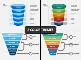 Funnel Powerpoint Template Free Acquisition Funnel