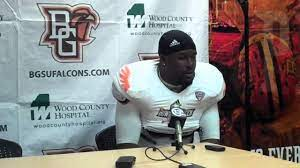 Jordan Hopgood After The 2013 Spring Game - YouTube