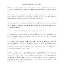 How To Write A Children S Story Template Writing A Book Outline Template