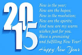 Happy New Year 2015 SMS: Happy New Year 2015 SMS in Hindi   New ...
