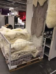 rugs wonderful large sheepskin rug ikea for your home concept for ikea fur rug