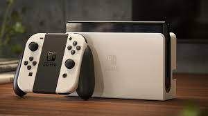 Switch with Upgraded OLED Screen ...