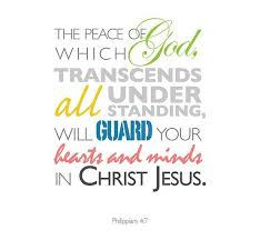 Image result for Peace transcends