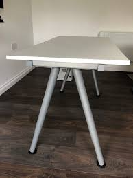 Image Ikea Hack Pinterest Ikea Office Table Adjustable Height