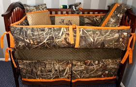 camo crib bedding sets dust ruffle