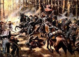война в США Гражданская война в США