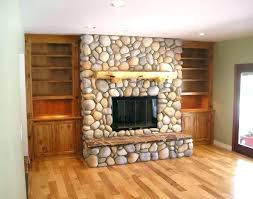 river rock fireplace pictures top river rock fireplace on chase along with a three stone hearth