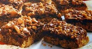 Image result for chocolate oatmeal bars