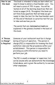 food handlers card oregon lane county