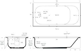 size of standard bathtub bath tub size standard tub size bathtubs bathtub so average chart smallest