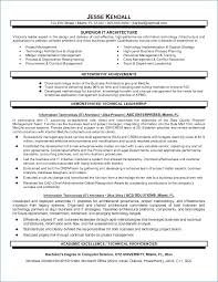 Architect Resume Samples New Architectural Resume Samples Best Free