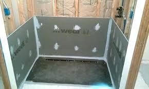 paint for shower walls shower waterproofing paint concrete shower walls