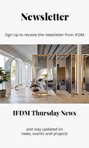 Interior Design Newsletter Custom Design News Exhibitions Interior Furniture Design Magazine IFDM