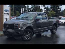 2018 Ford F-150 XLT FX4 Special Edition Sport EcoBoost SuperCab ...