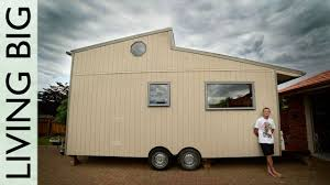 Small Picture Amazing DIY Off Grid Modern Tiny House YouTube