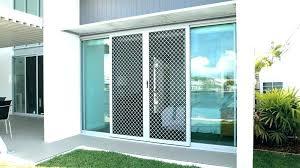 sliding security screen door security door for sliding door sliding door security custom sliding screen doors