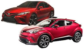 Toyota positions two big launches: Camry and C-HR