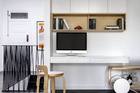 Office shelving solutions Filing Ikea 27 Surprisingly Stylish Small Home Office Ideas