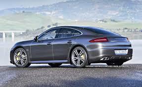 2016 new car release date2016 Porsche Panamera Redesign Release Date  Future Cars Models