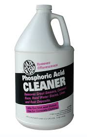 phosphoric acid cleaner