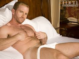 Hairy Chested Blonds Adam Faust