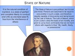 nature of man state of nature and social contract john locke vs  6