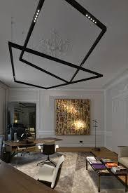 kreon lighting. Brilliant Kreon Black Kreon Nuit Pendant Profile Aluminium Powder Coated LED Lighting  Fixture Steel Suspension Wire Intended Kreon Lighting