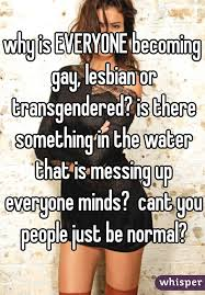 Something in the water lesbian