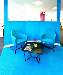 teal blue furniture. Pacific West Furniture Blue Office  Chairs Waiting Area At Teal