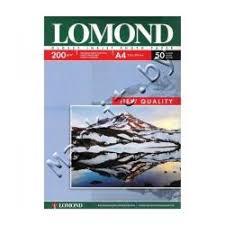 Фотобумага <b>LOMOND</b> серия PHOTO, A4, 200 гр./м2, ГЛЯНЦЕВАЯ ...