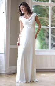 Liberty Maternity Wedding Gown Ivory Maternity Wedding Dresses
