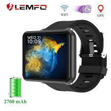 <b>LEMFO LEM13 4G</b> Android GPS Wifi <b>Smart</b> Watch Men Dual 8MP ...