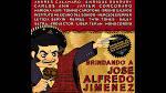 Brindando a José Alfredo Jiménez
