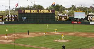 Sun Devil Stadium Seating Chart 2016 Phoenix Municipal Stadium Arizona State Sun Devils