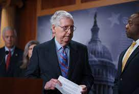 Mitch McConnell buys ads encouraging ...