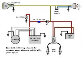 yamaha xs chopper wiring diagram wiring diagram and hernes xs650 wiring kit auto diagram schematic