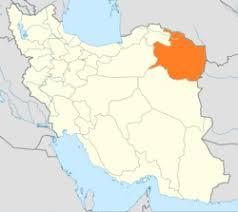 Image result for نقشه خراسان رضوی