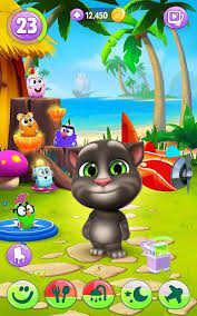 tải game my talking tom 2 hack full tiền vàng cho android