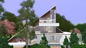 Modern A Frame House Plan