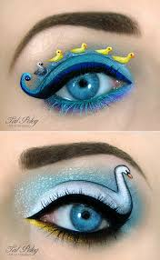 crazy eye makeup top 10 crazy cool eye makeup seenox