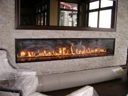 image of home depot ventless gas fireplace