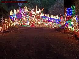 Christmas Lights Santa Cruz Best Christmas Lights And Holiday Displays In Scotts Valley