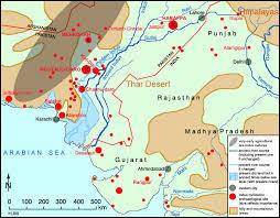 parallel history of era indus valley civilization