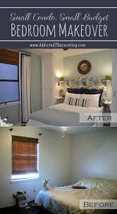 Small Condo, Small Budget Bedroom Makeover  Before & After